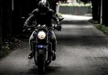 lesões ortopédicas em motociclista