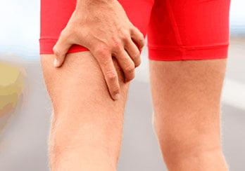 lesão muscular posterior da coxa