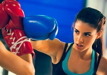 boxe nas academias