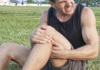 Sinais de lesão muscular