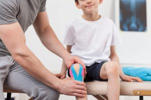 Crianças podem operar ligamento cruzado anterior