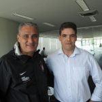 Dr. Adriano Leonardi e Tite