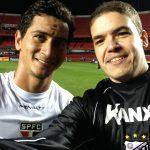 Dr. Adriano Leonardi e Ganso