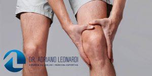 O que é lesão da cartilagem do joelho