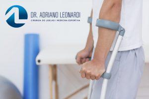 Recuperação da Cirurgia do Menisco