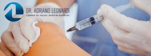 Tratamento Não Cirúrgico da Condoplastia - Infiltração com Ácido Hialurônico