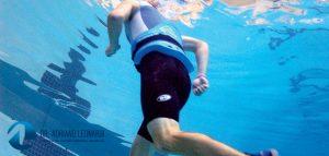 O deep running é ideal durante o tratamento da Tendinite do Corredor