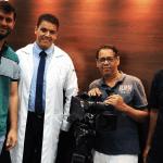 Dr. Adriano Leonardi Gravação