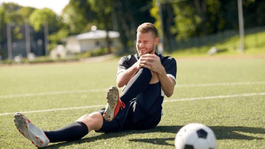 Conheça as lesões mais comuns na prática esportiva