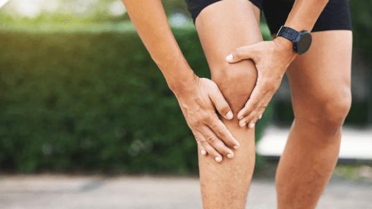 Quais são as 3 lesões mais comuns no joelho?