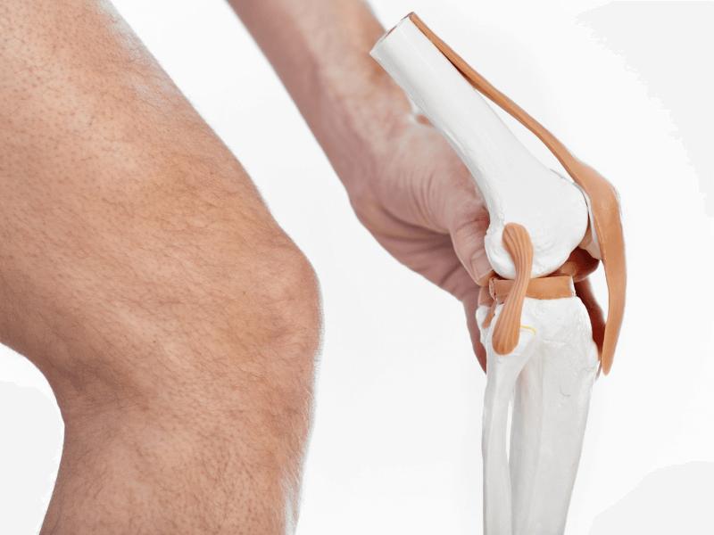 5 sintomas de cartilagem do joelho desgastada