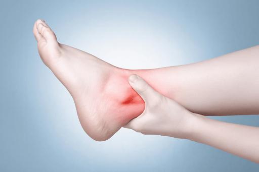 Descubra quais são as diferenças entre os graus de entorse de tornozelo